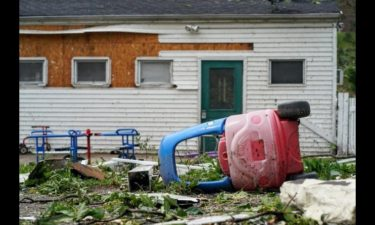 Jefferson City daycare hit by tornado