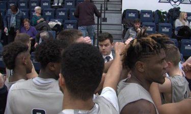 Columbia College men's basketball