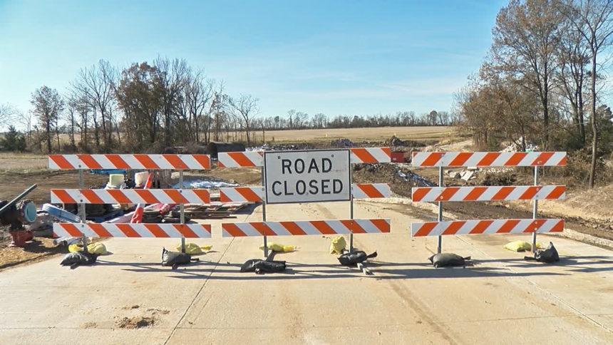 Route H construction