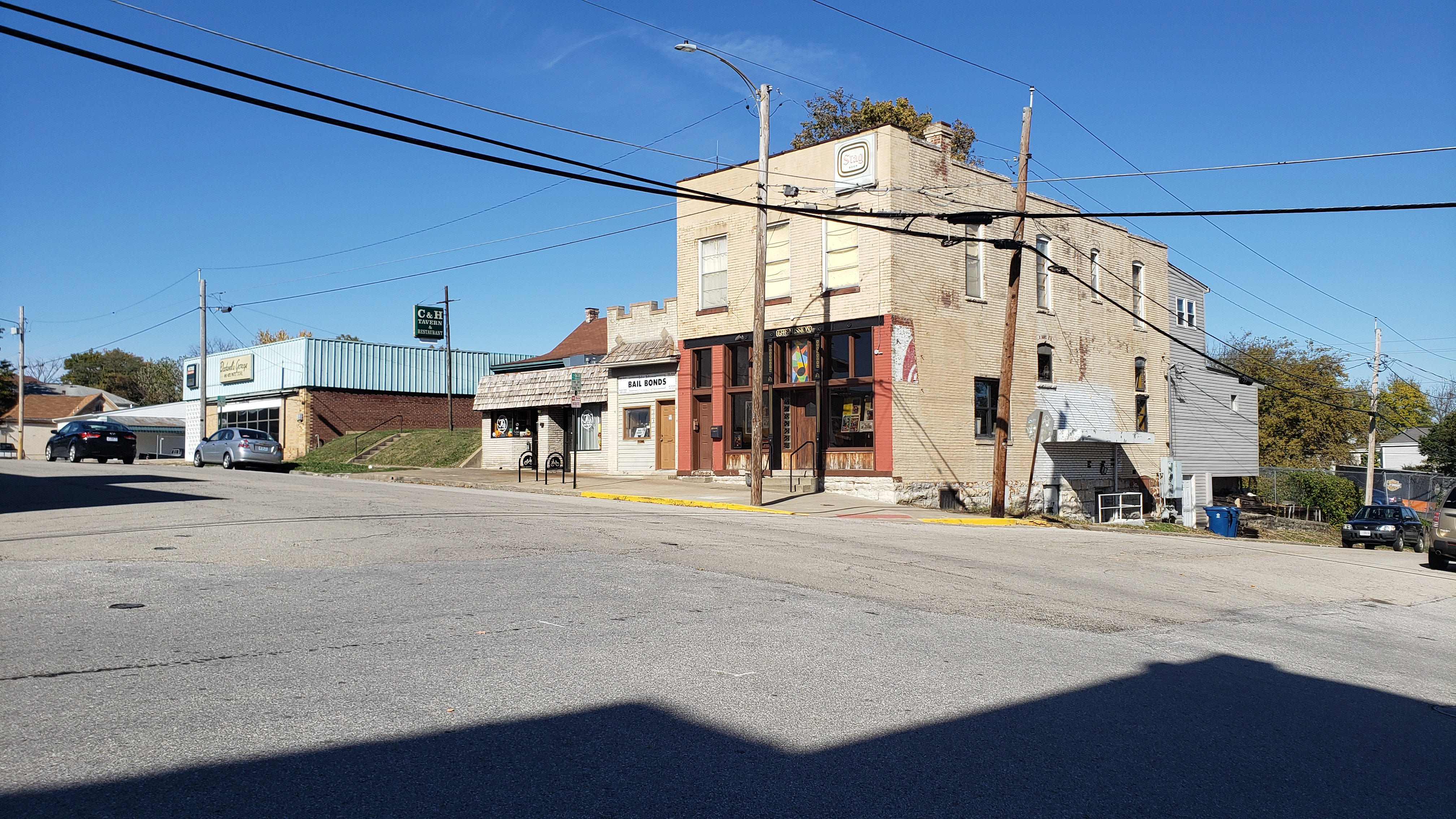 The Mission bar in Jefferson City